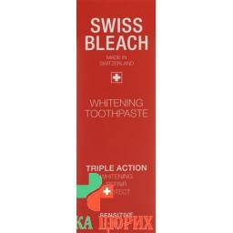 Swissbleach Whitening зубная паста 75мл