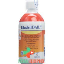 EludrilDAILY ополаскиватель для полости рта 500мл