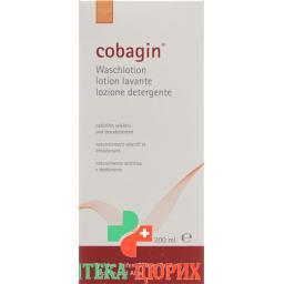 Cobagin лосьон для мытья 200мл
