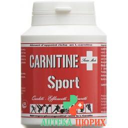 Carnitine Sport Fsn в таблетках, 1000мг Orange 30 штук