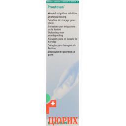 Пронтозан 350 мл раствор для промывки ран