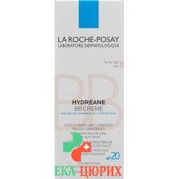 La Roche-Posay Hydreane BB крем Light Shade 40мл