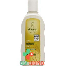 Weleda Hirse Pflege-Shampoo 190мл