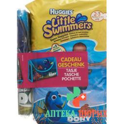 Huggies Little Swimmers Windel Grosse 2-3 12 штук