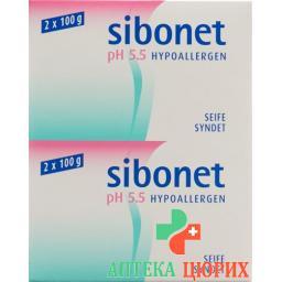 Sibonet Seife Ph 5.5 Hypoallergen 100г