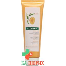 Klorane Haartagescreme ohne Auswaschen mit Mangobutter 125мл