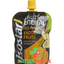Isostar Actifood Energiekonz гель Exotiqu 90г