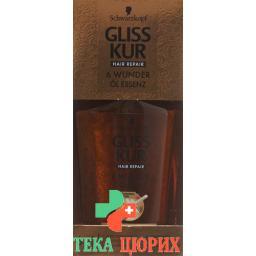 Gliss Kur 6 Miracles Oil Essence 75мл