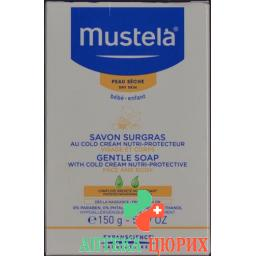 Mustela Bebe Sanfte Seife mit Cold крем 150г