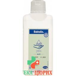 Baktolin Pure лосьон для мытья 500мл