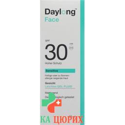 Daylong Sensitive Gelfluid SPF 30 30мл