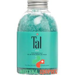 Tal Fuss Bade Salz 380г