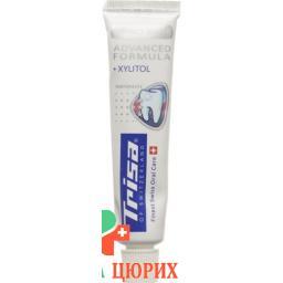 Trisa зубная паста Perfect White в тюбике 75мл