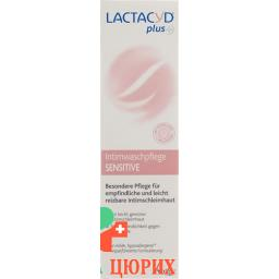 Lactacyd Plus+ Intimpflege Sensitive 250мл