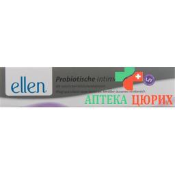 Ellen Probiotische Intimcreme в тюбике 15мл