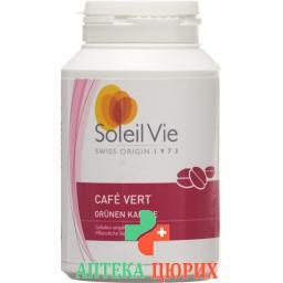 Soleil Vie Grunen Kaffee Extr в капсулах 325мг 90 штук