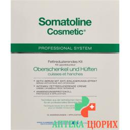 Somatoline Professional System Kit 150+200 Ml