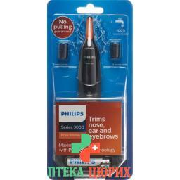 Philips Nasen- Ohren- und Augenbrauentrimmer Nt3160/10