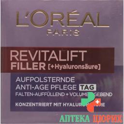 L'Oreal Dermo Expertise Revitalift Filler Tag Topf 50мл