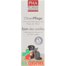 Pha Ohrenpflege капли fur Hunde und Katzen 100мл