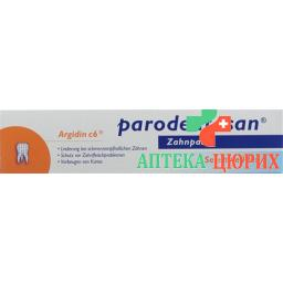 Parodentosan Sensitive Plus зубная паста 75мл