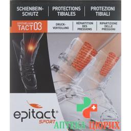 Epitact Sport Schienbeinschutz 2 штуки