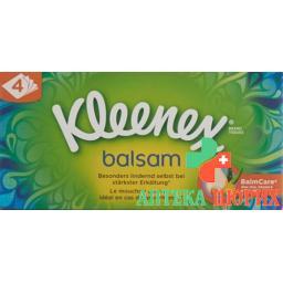 Kleenex косметические салфетки бальзам Box