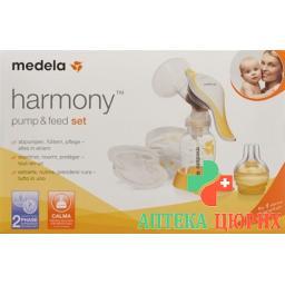 Medela Harmony Pump And Feed Set