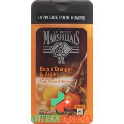 Le Petit Marseillais гель для душа Orangenho Arg 250мл