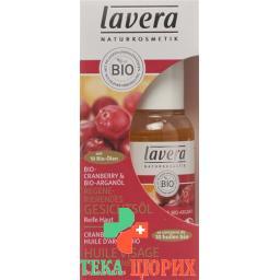 Lavera Regenerierendes Gesichtsol Cranberry 30мл