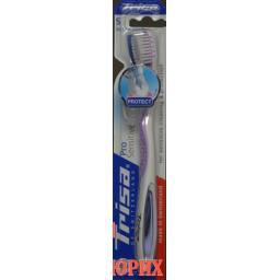 Trisa Pro Sensitive зубная щётка mit Kopfkoecher