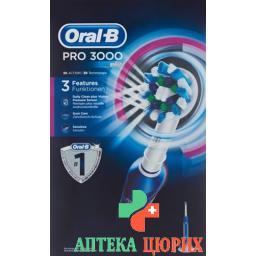 Oral B Pro 3000