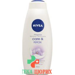 Nivea Pflegebad Care & Relax 750мл