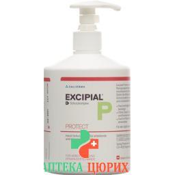 Excipial Protect крем ohne Parfum диспенсер 500мл