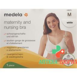 Medela Schwangerschafts- und Still BH M Weiss