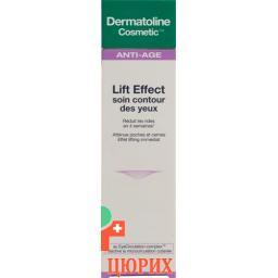 Dermatoline Lift Effect Augenkonturenpflege 15мл