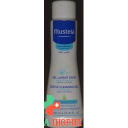 Mustela Mildes гель мытья для нормальной кожи бутылка 200мл