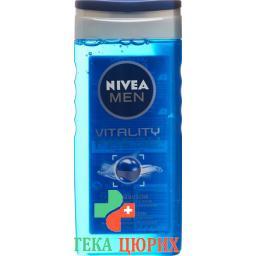 Nivea Men гель для душа Vitality Fresh 250мл