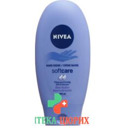 Nivea Soft Care Hand крем 100мл