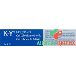 K Y Gelee Gleitmittel Medical стерильный в тюбике 82г