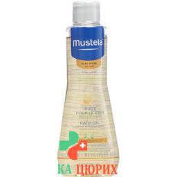 Mustela Badeol для сухой кожи 300мл