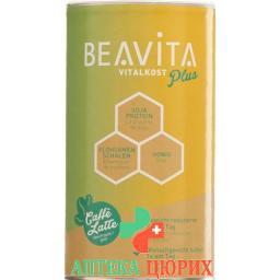 Beavita Vitalkost Plus Caffe Latte доза 572г