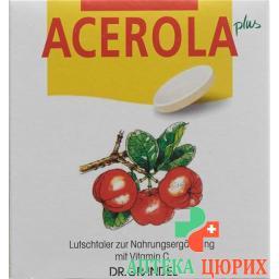 Acerola Plus Vitamin C Lutsch-Taler 32 штуки