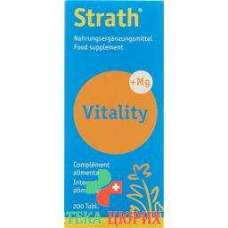 Strath Vitality в таблетках, блистер 200 штук