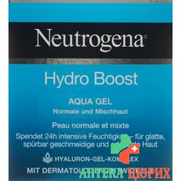 Neutrogena Hydra Boost Aqua гель доза 50мл