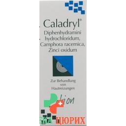 Caladryl лосьон бутылка 125мл