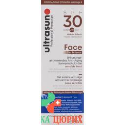 Ultrasun Face Tan Activator SPF 30 50мл
