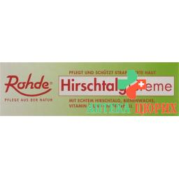 Rohde Hirschtalg крем 100мл