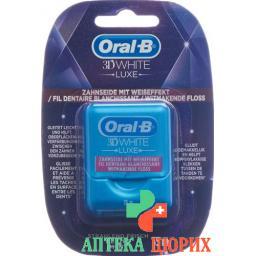 Oral-b 3D White Floss 35м
