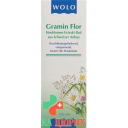 Wolo Gramin Flor 250мл